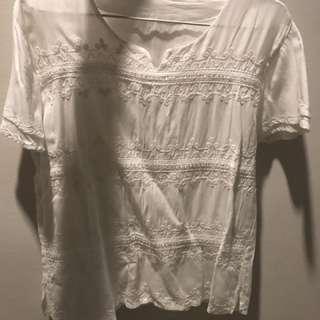 White Thailand Shirt