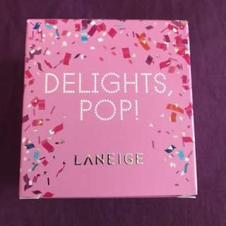 Laniege delights Pop!BB cushion limited stock!