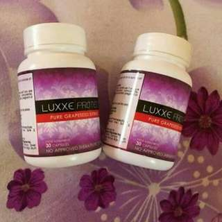 Pure Grapeseed Luxxe Protect