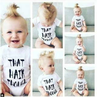 Baby romper  Size : 70,80,90,100