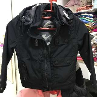 Winter time jacket for 4-5 years old boy
