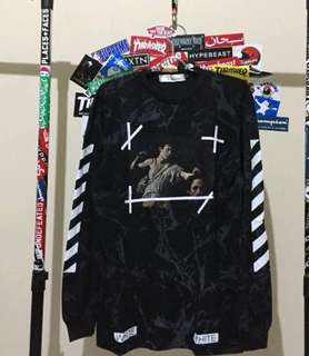 Off White Long Sleeve