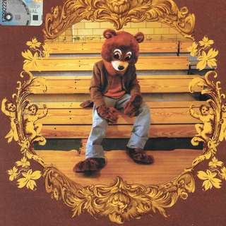 MY PRELOVED CD - KANYE WEST - THE COLLAGE DROPOUT FREE DELIVERY (F3M)