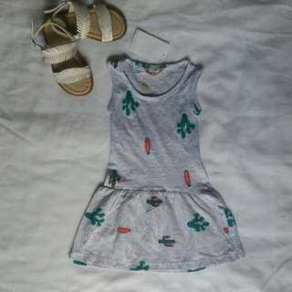 H&M Dress (Cactus)