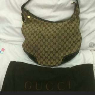 Preloved Gucci bag