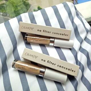 Colourpop No Filter Concealer - Medium 30