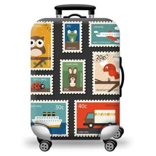 Travel Road Luggage Cover