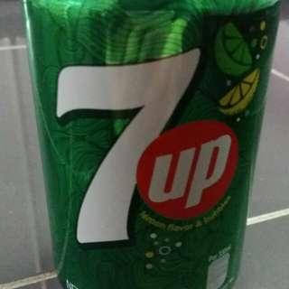 罐裝汽水 soft drink