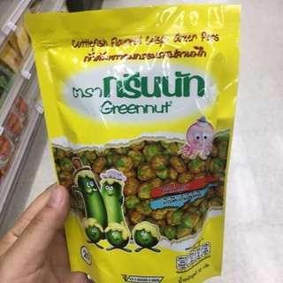 🚚 泰國Greennut 碗豆酥