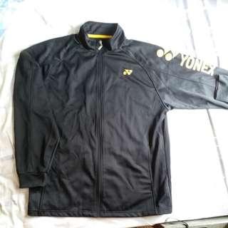 Yonex外套(好新淨)size :XO 實際size :胸62cm,衣長:74