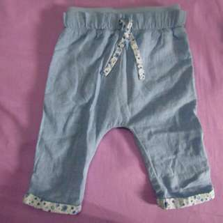 mothercare long pants