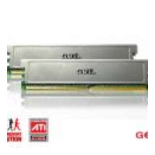 GeIL PC2-6400 DDR2-800 C15 DUAL CHANNEL MEMORY