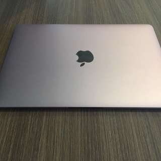 Macbook Rose Gold 256G  2016 (below 60battery counts)