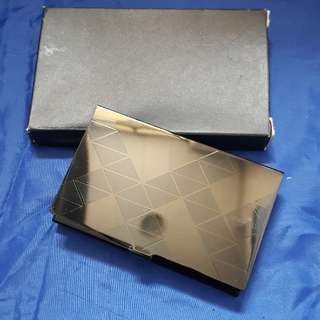 Nokia 金屬咭(名)片盒