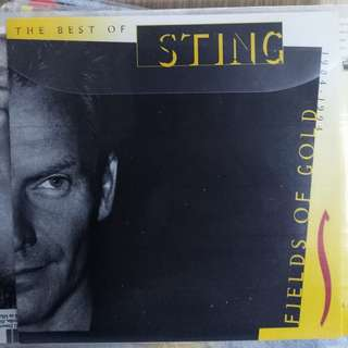 Sting, Fields of gold