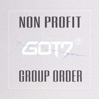 [NON PROFIT GO] GOT7 Eyes On You Albun