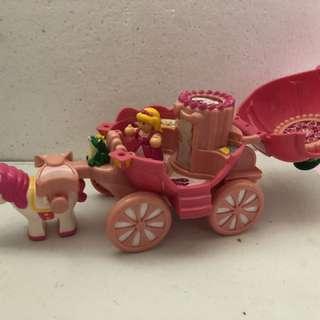 Wow princess carriage