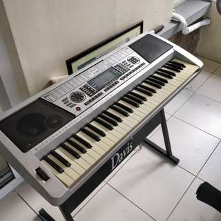 Davis D-198 Music Keyboard