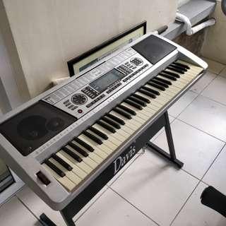 Davis D-198 Music Keyboard
