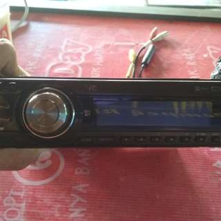 Head Unit JVC KD-DV5188