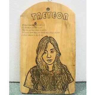 talenan Taeyon #umn2018