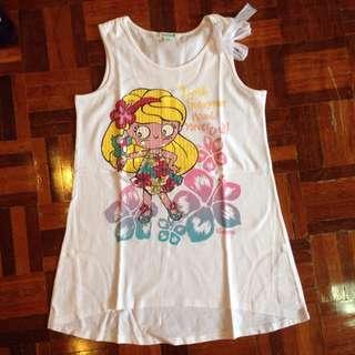 BOSSINI girl's top (sleeveless)