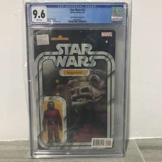Star Wars #15 Snaggletooth Variant CGC 9.6