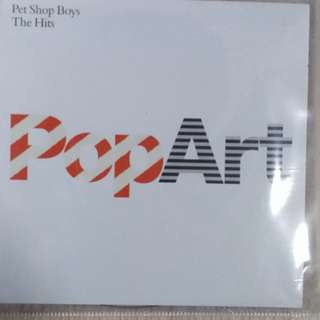 Pet Shop boys, POP ART 2 cds