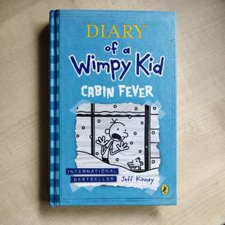 Diary of a Whimpy Kid: Cabin Fever