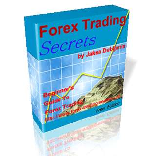 Forex Trading Secrets: A Beginner's Guide to Forex Trading eBook