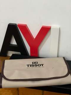 Tissot toiletries