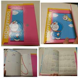 最後一本 全新 有包裝 日本代購 Doreamon 多啦a夢 2018 schedule book