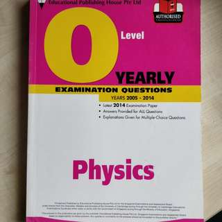 Physics O level Examination Questions.
