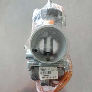 Carburetor assy keihin 100%original