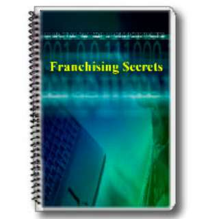 Franchising Secrets eBook