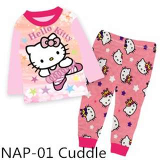 Hello Kitty sleep wear set