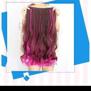 hairclip.ombre