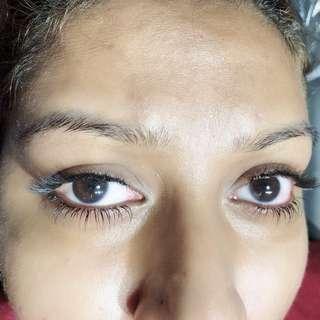 Yishun eyelashes extensions