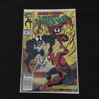 Amazing Spider-Man 362 Marvel Comics Book Stan Lee Movie Avengers Spiderman