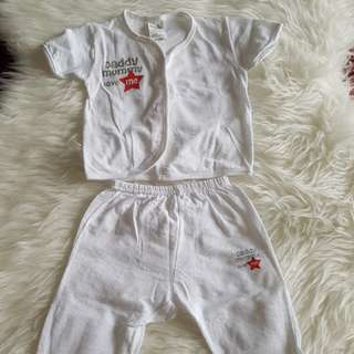 Baby Short Sleeve (Suitable newborn)