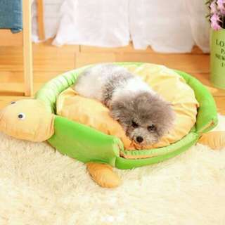 2 in 1 Pet Turtle Bed