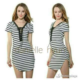 🐢Best seller stripe dress