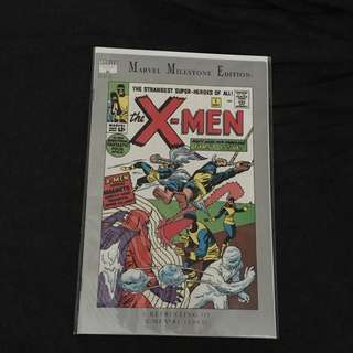 Marvel Milestone Edition X-Men 1 Comics Book Stan Lee Movie Xmen