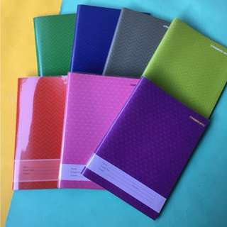 Stradmore Composition Notebooks (set of 7)