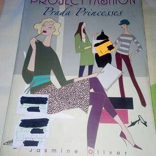 Project Fashion: Prada Princesses by Jasmine Oliver