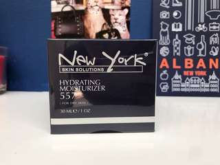 New York Skin Solutions Moisturiser