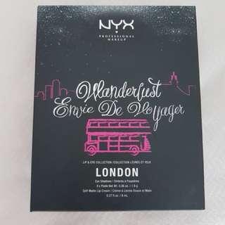 BN NYX Professional Make Up City Kits - London