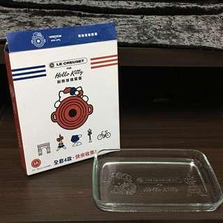 🚚 7-11 集點活動 hello kitty 耐熱玻璃餐盤