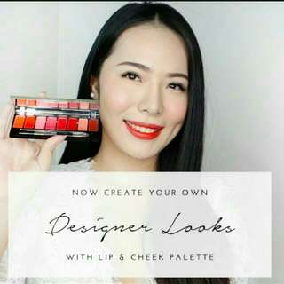 Loreal Palette Lip amd cheek