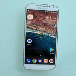 Mobile Phone Samsung Galaxy S4 White, 16GB